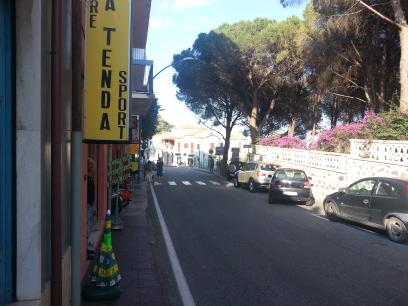 Les petites rues de Cala Gonone