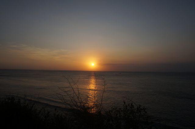 Sunset magique