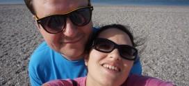 Selfie en amoureux , le bonheur