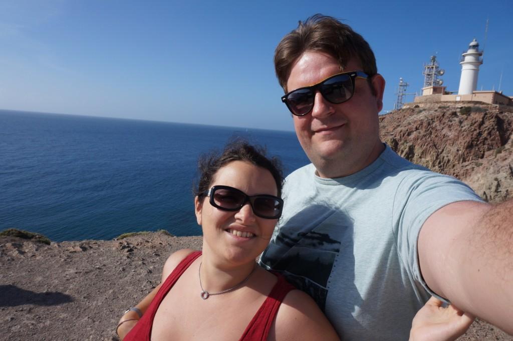 Cabo De Gata - Arrivé sur une plage du village de San José