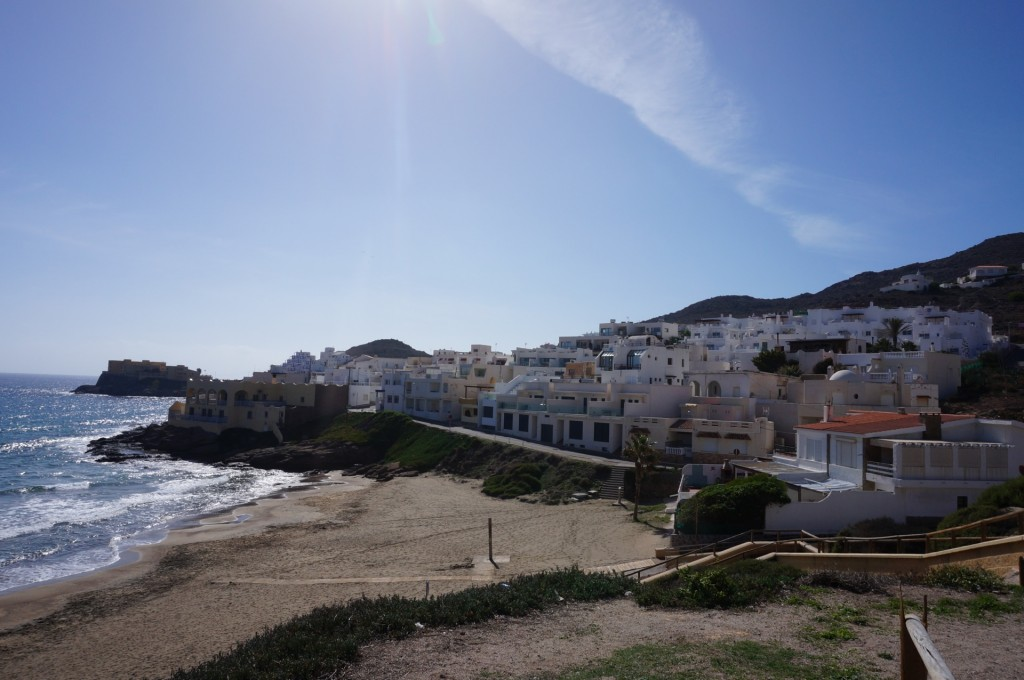 Cabo De Gata - San José, les plages ici sont bien plus jolies qu'aux abords des grands hotels d'Alméria.