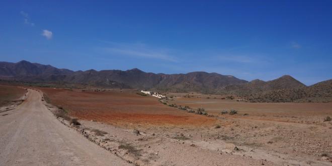 Espagne 2014 : Parc naturel de Cabo de Gata