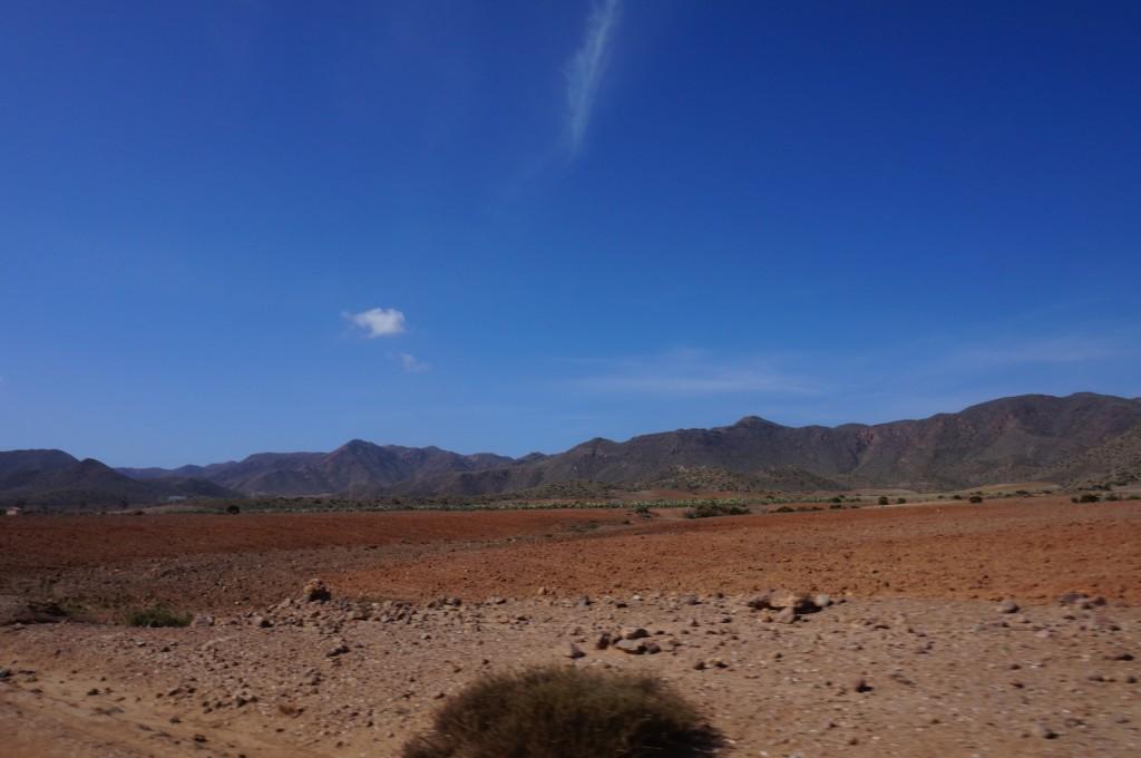 Cabo De Gata - Les films de Sergio Leone ont été tournés dans ces paysages