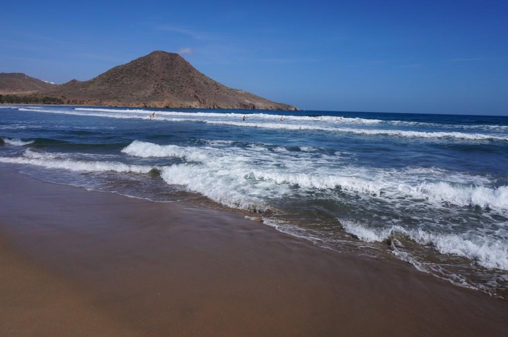 Cabo De Gata - AAvoir la plage et les montagnes en même temps, quel luxe.