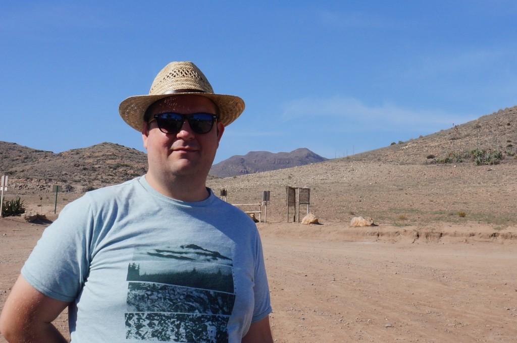 Cabo De Gata - Il était une fois dans l'ouest...
