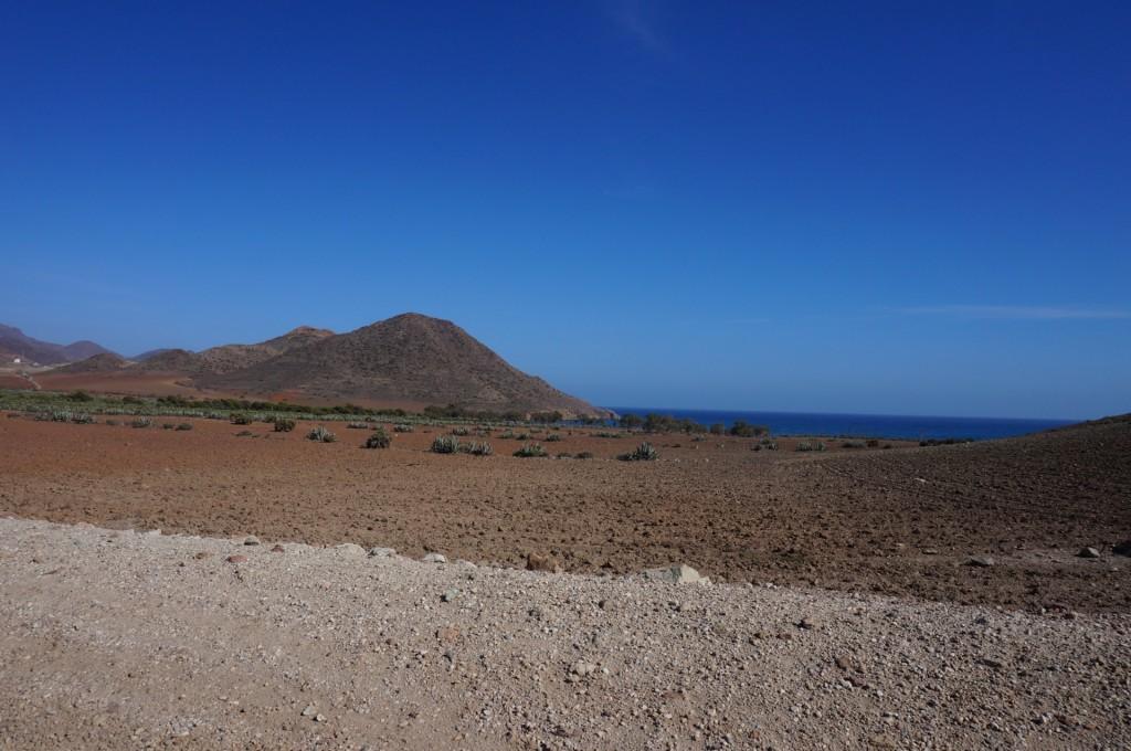 """Cabo De Gata - Carboneras , le lieu de tournage du film """"Le Bon, la brute et le truand"""""""