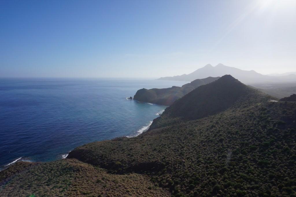 Cabo De Gata - Il doit y avoir de nombreuses ballades magnifiques dans ces récifs
